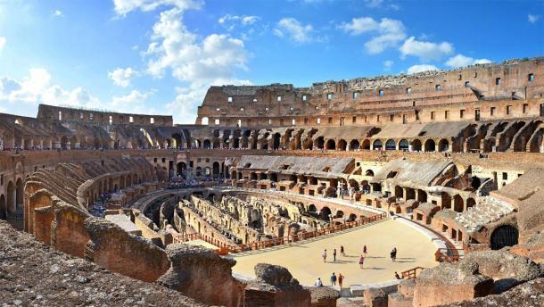 Una vez hubo muchas celdas en el Coliseo llenas de prisioneros esperando su destino. (Petair / Adobe Stock)