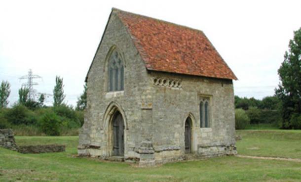 Priorato benedictino Capilla de Nuestra Señora, Bradwell Abbey. (John Salmon / CC BY-SA 2.0)