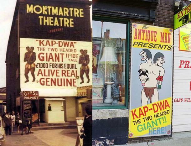 Publicidad para ver Kap Dwa. (CC BY SA)