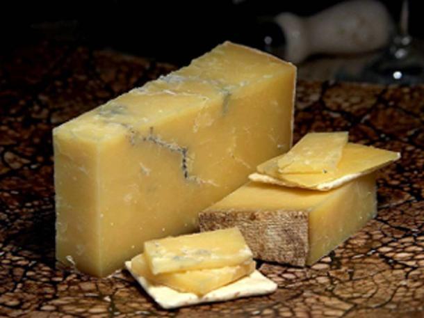 Los agricultores neolíticos posiblemente consumieron proteínas de la leche al comer queso. (Pixnio / Dominio público)