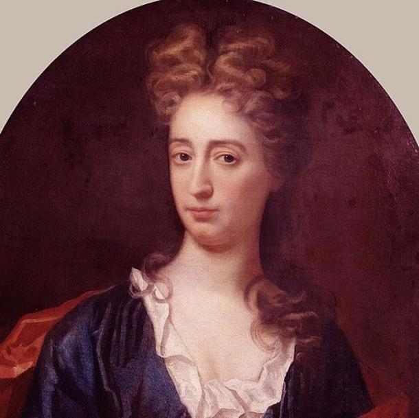 Retrato Baroness Abigail Masham, artista desconocido. (Dominio público)