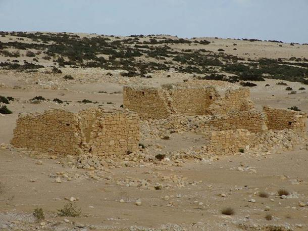 Una gran ruina en haluza. (CC BY-SA 3.0)