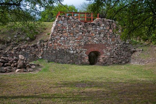Ruinas de Calera de las Huérfanas (Barriola, N / CC BY 3.0)