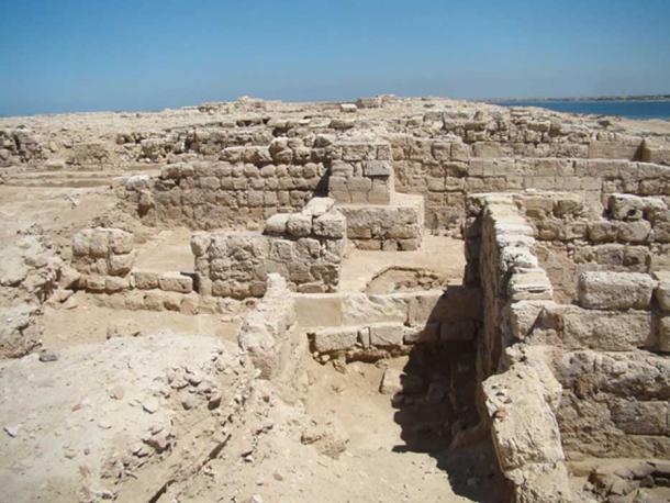Ruinas de la basílica en Marea (flickr / Instituto para el estudio de la galería de fotos del mundo antiguo)