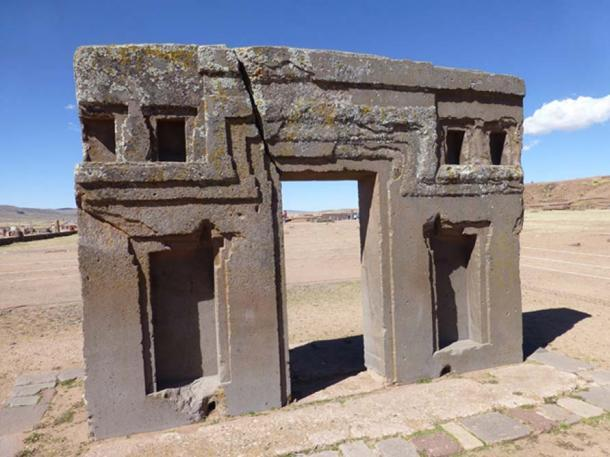 Ruinas de Tiwanaku, Bolivia. (CC BY-NC-SA 2.0)