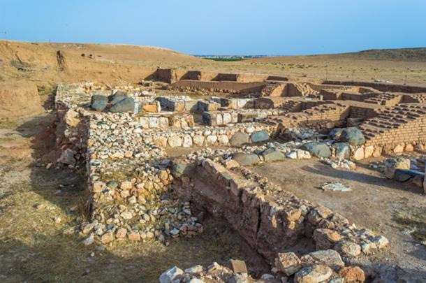 Ruinas del reino mesopotámico de Ebla, Siria. (siempreverde22 / Adobe Stock)
