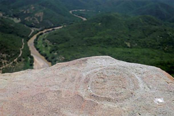 Se necesitan dos horas y media para subir a las ruinas zapotecas. (Oro Noticias)