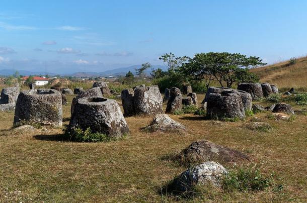 Sitio arqueológico de llanura de los jarros. Un sitio bien conocido. (CC BY-SA 4.0)