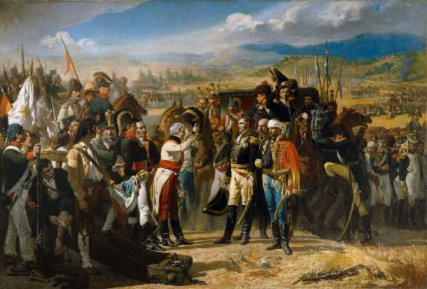 El triunfo del ejército español en Bailén fue la primera derrota terrestre del Imperio francés durante la Guerra Peninsular. (José Casado del Alisal / Dominio público)