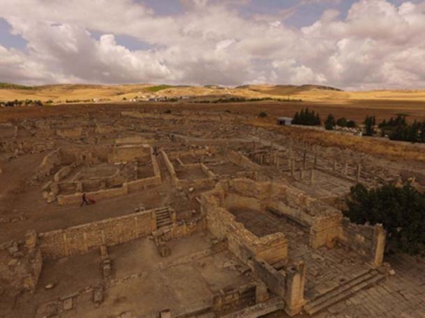 Mustis, donde se encontraron las inscripciones, era una antigua metrópoli romana con suburbios rurales. (Proyecto Arqueológico Mustis / Facebook)