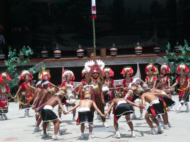 Aborígenes taiwaneses (dominio público)