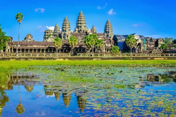 El sitio del templo de Angkor Wat. (A.Jedynak / Adobe Stock)