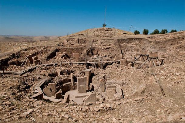 El sitio de Göbekli Tepe en el centro de Turquía. (Teomancimit / CC BY-SA 3.0)
