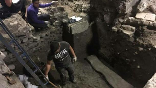 El sitio de excavación. (Gespad Al-Andalus Arqueología/Facebook)