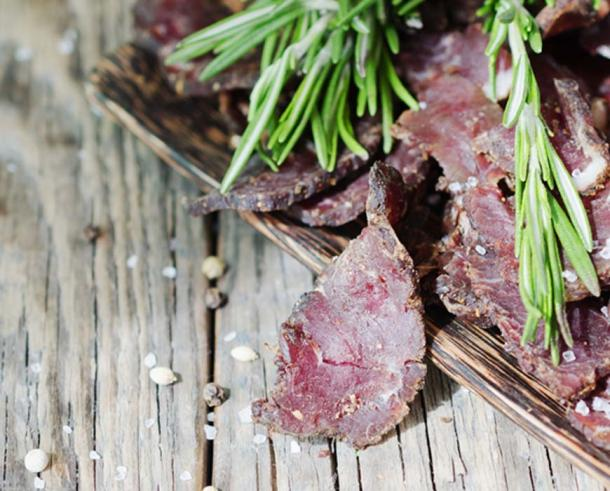 El comercio de sal era valioso para la conservación de los alimentos. (WildDago / Adobe)