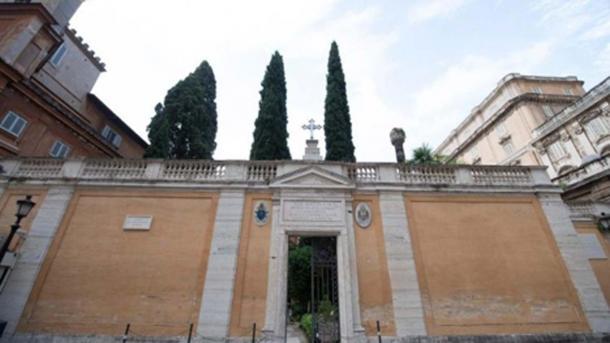 El Vaticano ha permitido una búsqueda de su cementerio teutónico a petición de la familia Orlandi (Medios del Vaticano)
