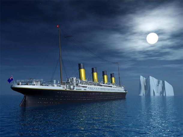 El hundimiento del Titanic involucró un iceberg, pero ¿qué más salió mal? (Michael Rosskothen / Adobe Stock)