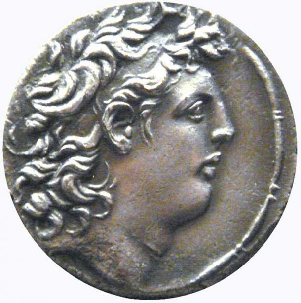 Una moneda que representa a Trifón. (Uploadalt / CC BY SA 3.0)