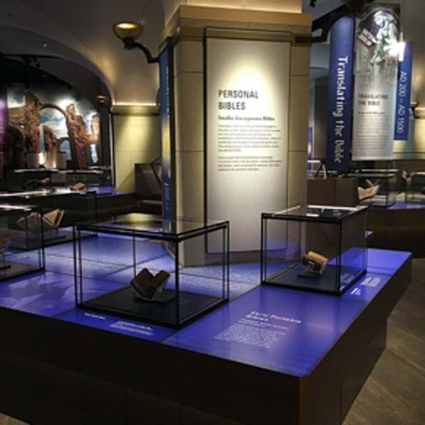El Museo de la Biblia, financiado por Hobby Lobby, tiene numerosos artefactos bíblicos. (Fishermade / CC BY-SA 4.0)