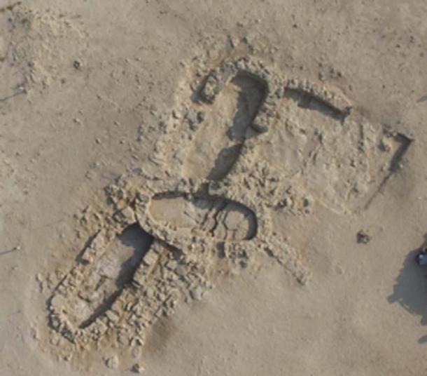 Sitio de Marawah, donde se descubrió la perla. (Archaeology.org)