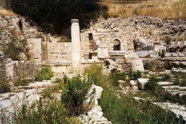 Ruinas de la antigua ciudad de Amathus, Chipre. (Bayreuth2009 / CC BY 3.0 )