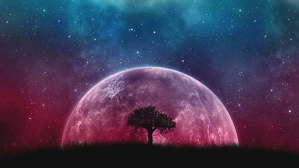 Vedanta dice que el universo es una ilusión creada por los participantes en este drama que tiene lugar en el escenario del universo. (CCO)