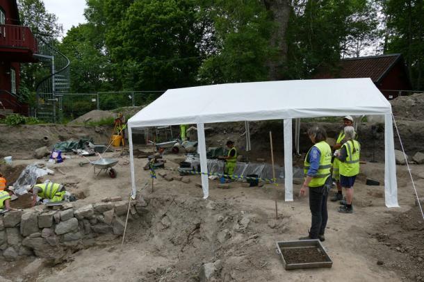 Los expertos creen que un estudio más a fondo de los entierros de los barcos vikingos aportará información sobre la cultura vikinga. (Arkeologerna)