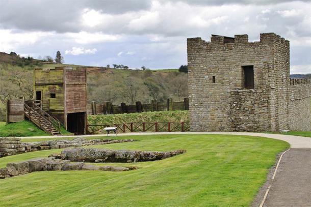Fuerte de Vindolanda. Crédito: Carole / Adobe Stock
