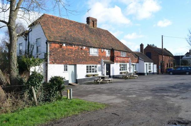 El trágico incidente tuvo lugar detrás del Woolpack Inn, Kent. (Julian P Guffogg / CC BY SA 2.0)