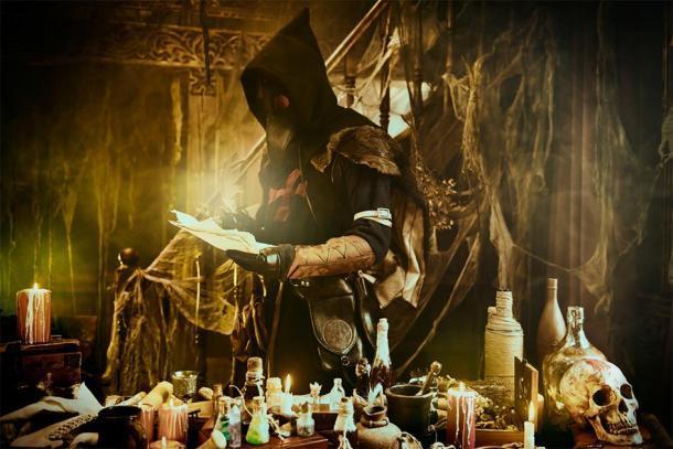 Médico de la peste de trabajo (Andrey Kiselev / Adobe Stock)
