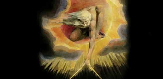 Portada - 'El Anciano de los Días' (William Blake, 1794).