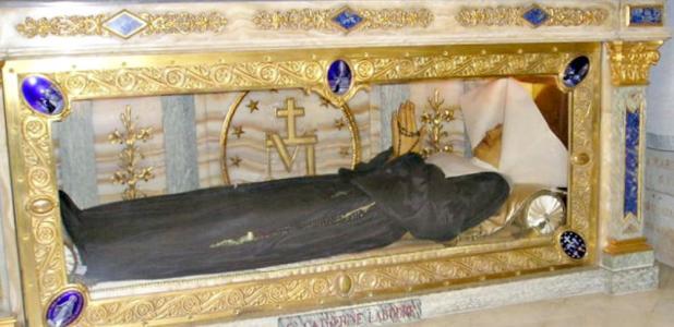 Portada - Cuerpo incorrupto de Santa Catalina Labouré. (Dominio público)
