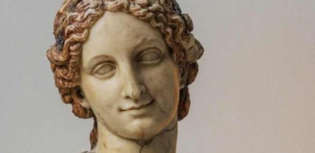 utilizando tecnología de datación por radiocarbono, los químicos franceses han descubierto que el famoso busto de Flora no fue creado por Leonardo da Vinci.
