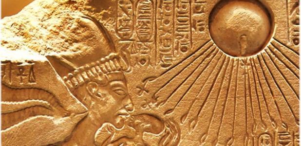 Considerando lo importante que fue el disco solar iluminado para Akhenaton y el período de Amarna, sería fascinante si pudiéramos detectar cualquier posible conexión, correlación y quizás incluso causalidad entre los eventos históricos y los eclipses solares del antiguo Egipto de la era de Amarna. Fuente: Osama Shukir Muhammed Amin / CC BY-SA 4.0