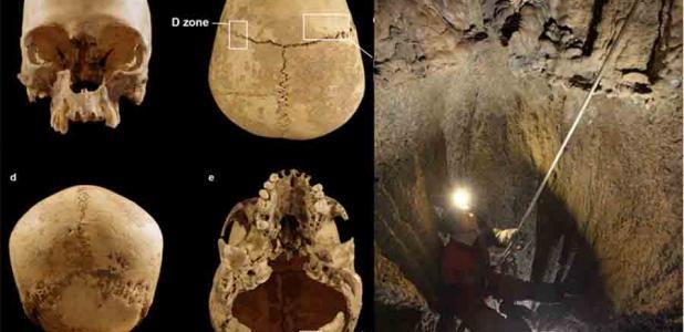 El nuevo estudio explora cómo terminó la cabeza cortada dentro de la salvada de Marcel Loubens en Italia.