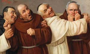 ¿Qué comían los sacerdotes medievales?