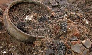 Cápsula de tiempo de la Edad de Bronce