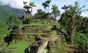 Ciudad Perdida - Parque Nacional de Tayrona (Colombia)