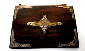"""Portada - Grimorio """"Libro de las Sombras"""", con cubierta de palisandro. Imagen meramente ilustrativa.jpg"""