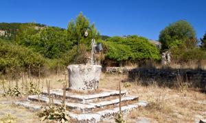 Portada - Viejo pozo en la población de Monopolata en la isla de Kefalonia, en Grecia -Fuente BigStockPhoto. (Imagen meramente ilustrativa).jpg