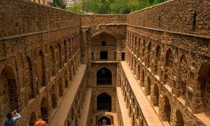 Portada - Agrasen ki Baoli. Fuente: Mourya06/CC BY-SA 4.0.