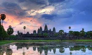 Portada-Angkor Wat al atardecer (Jonjon Pascua / Flickr)