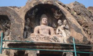 Portada - Buda de Bojjannakonda. Fuente: Dominio público