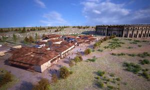 Portada - Carnuntum reconstruida. LBI ArchPro/7reasons