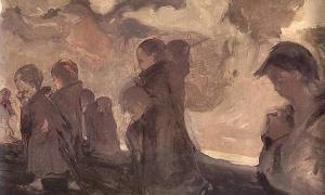 """Portada - La Cruzada de los Niños"""", 1905 (Wikimedia Commons)"""