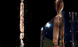 Portada-El Ídolo de Shigir (fotograma del vídeo de YouTube Nemesis Maturity).jpg