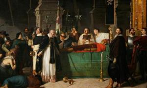 Imagen de portada: El Funeral de Atahualpa, obra de Luis Montero (Wikimedia Commons)
