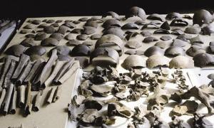 Portada-Huesos humanos datados a finales de la Edad del Hierro. Fotografía: Universidad Libre de Ámsterdam.