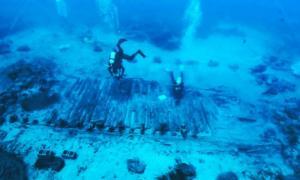 Portada-Investigaciones submarinas y excavaciones realizadas en los años 2011 y 2012 en la zona en la que naufragó el Mentor