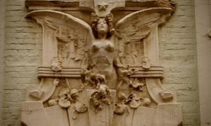 Portada - Lilith, un ángel de aspecto satánico. (CC BY-NC 2.0)